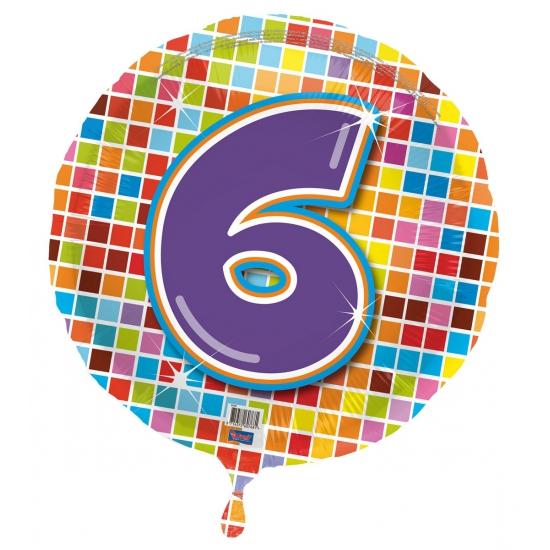 6 jaar cadeau ballon versturen