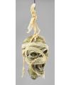 Doodshoofd mummie decoratie