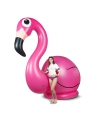 Opblaas flamingo XXL