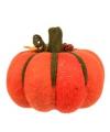 Oranje pompoenen Halloween 20 cm
