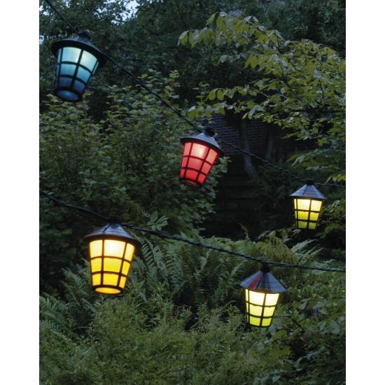 Lampionnen lampjes lichtsnoer - Primodo warenhuis