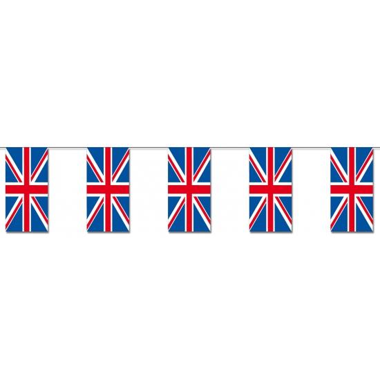 Landen versiering en vlaggen Landen Vlaggen slinger Engeland