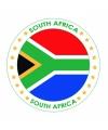 Zuid-Afrika bierviltjes 25 stuks