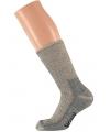 Extra warme grijze sokken maat 39/42