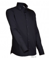 Design overhemd Giovanni Capraro zwart