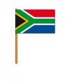 Landen Zwaaivlag Zuid Afrika