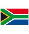 Vlag Zuid Afrika 90 x 150 cm