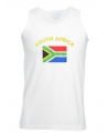 Zuid-Afriika singlet met vlag