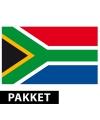 Landen Zuid Afrika versiering pakket