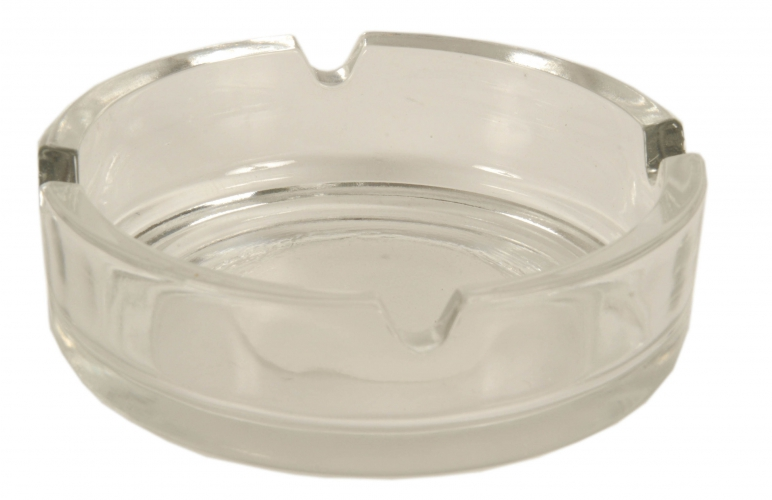 Glazen Schaal Op Voet Action.Glazen Asbak 10 5 Cm Action Products Primodo Warenhuis