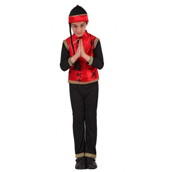 Kinder kostuum Aziatische stijl