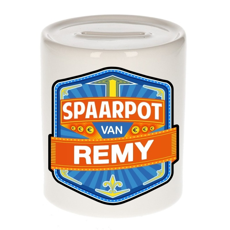 Kinder spaarpot voor Remy - Action products