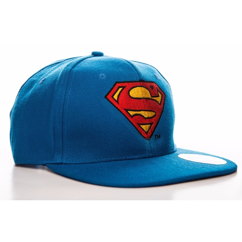 Superman snapback pet